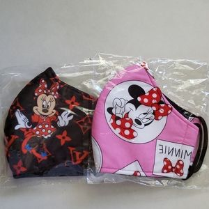 Minnie Mouse Face Masks